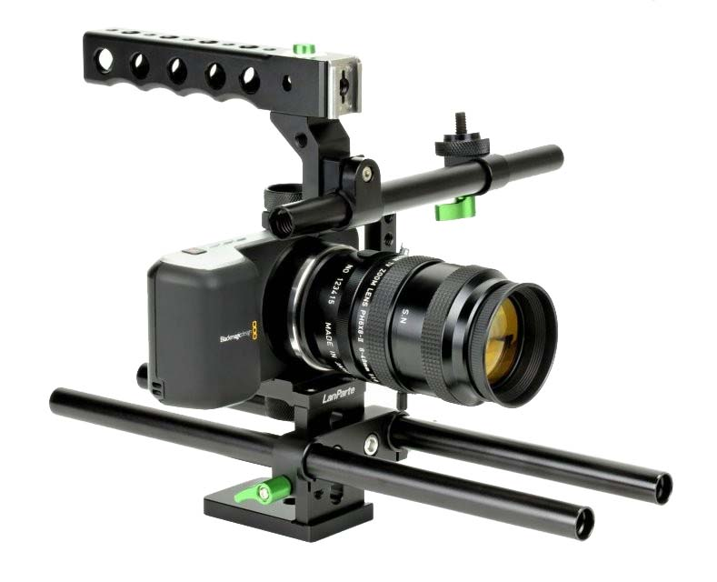 Lanparte BMPCC-01 Blackmagic Pocket Cinema Camera Cage