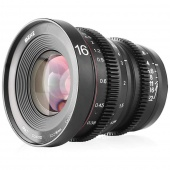 Объектив Meike 16mm T2.2 Cinema Lens MFT Mount