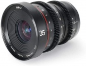 Объектив Meike 35mm T2.2 Cinema Lens Sony E-mount