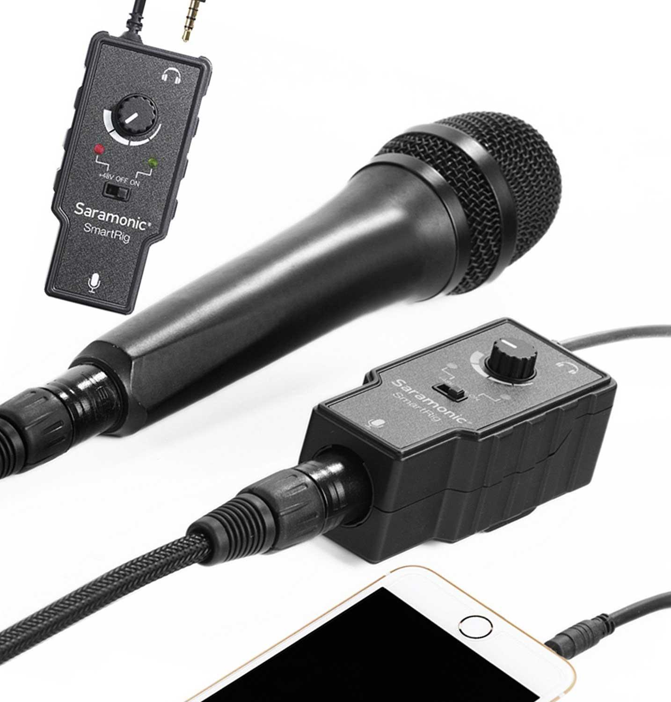 подключить микрофон картинках патология нуждается
