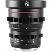 Объектив Meike 85mm T2.2 Cinema Lens MFT Mount