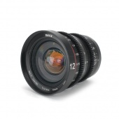 Объектив Meike 12mm T2.2 Cinema Lens MFT Mount