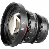Объектив Meike 8mm T2.9 Cinema Lens MFT Mount